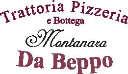 Trattoria Pizzeria Montanara da Beppo Logo